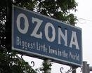 Ozona Biggest Sign